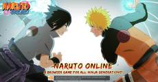 Naruto browser MMORPG 2016