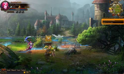 Knight's Fable review