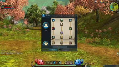 Ragnarok Online 2 Review skill tree screenshot