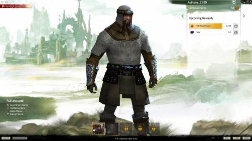 Guild Wars 2 character creation