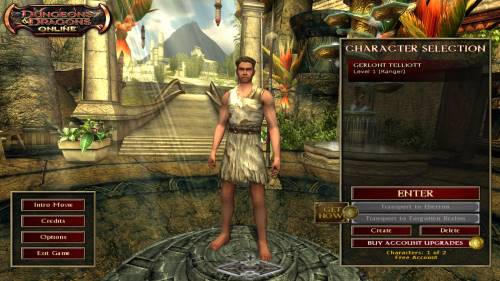DDO character