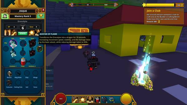 Trove Free Online Game Like Minecraft