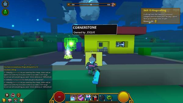Trove Review