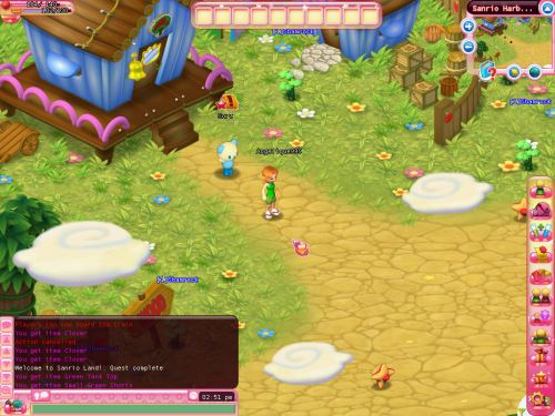 Hello Kitty Online screenshot